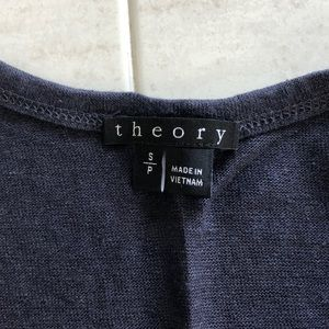 Theory Tops - Theory Linen Top
